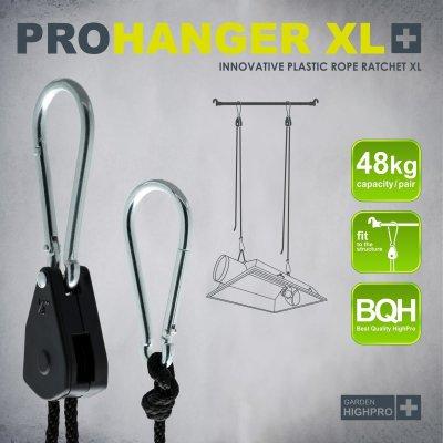 Hänger XL - bis 48kg/Paar, ideal für AKF,...
