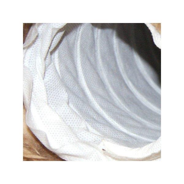 Schallgedämmtes flexibles Lüftungsrohr Rohr 3m schallgedämmt