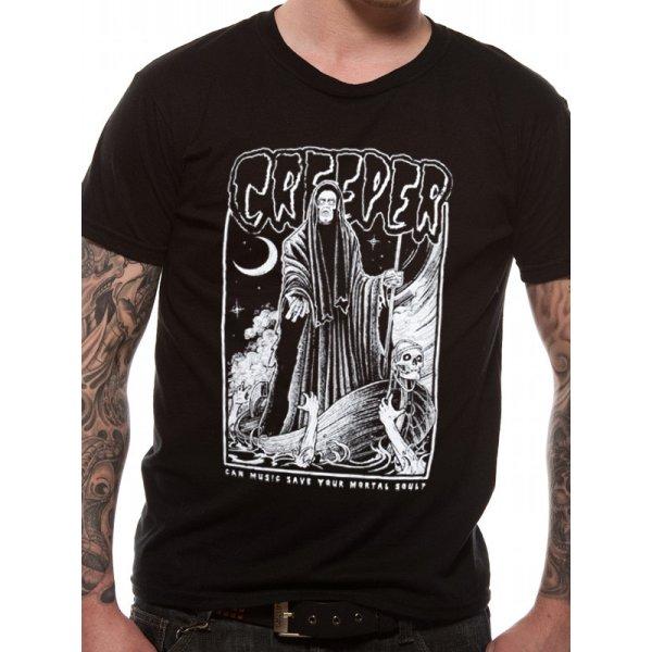 Creeper Shirt   Mortal Soul