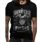 Johnny Cash Shirt   Label