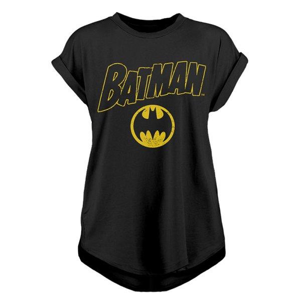 Batman Shirt  Vintage Text