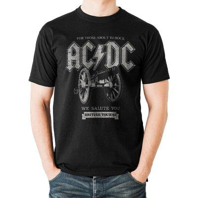 AC/DC Shirt  Canon 82 Tour