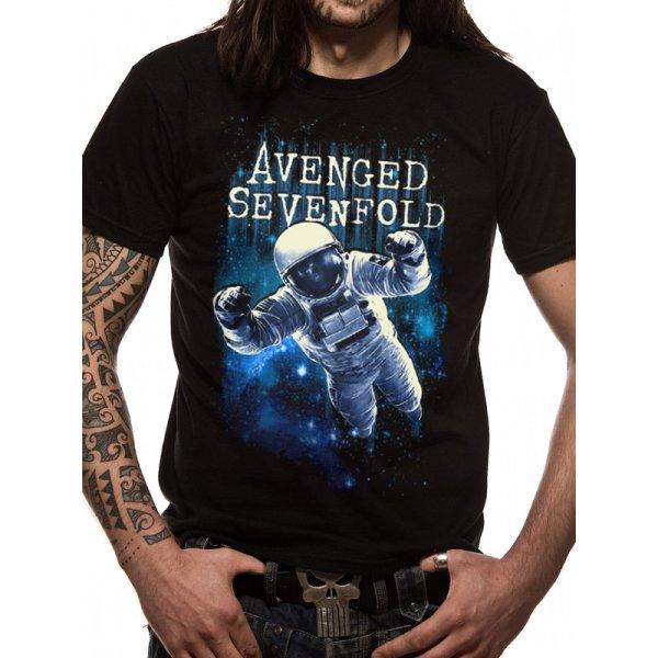 Avenged Sevenfold Shirt  Spaceman Logo