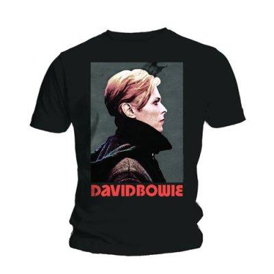 David Bowie Shirt Low Portrait