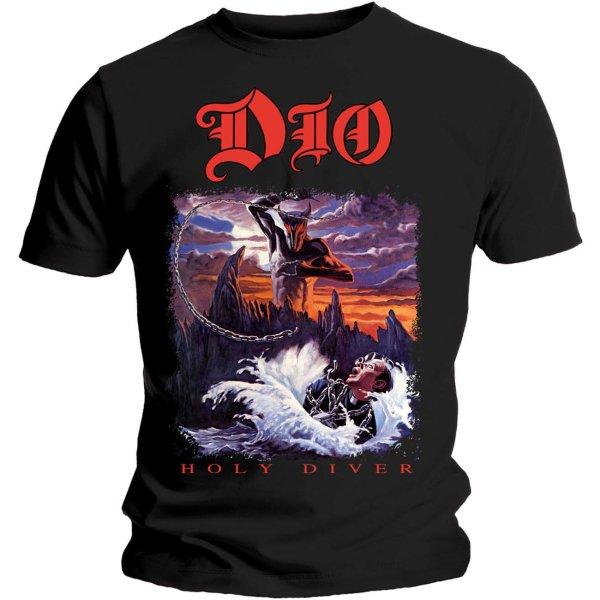 Dio Shirt Holy Diver