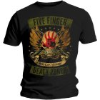 Five Finger Death Punch Shirt Locked and Loaded