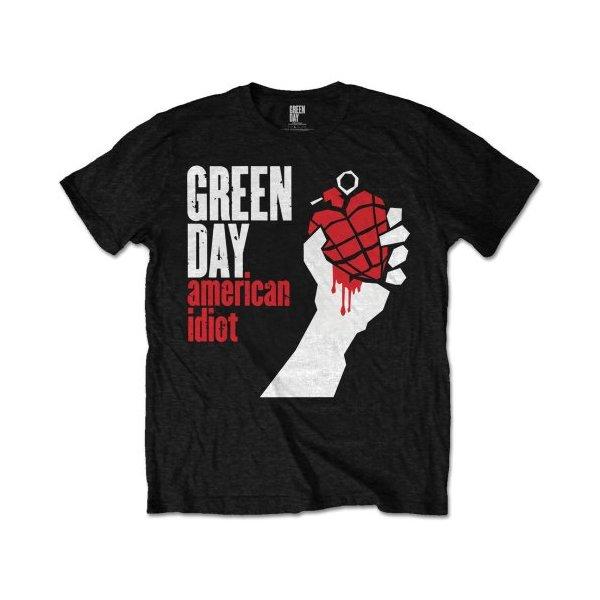 Green Day Shirt American Idiot