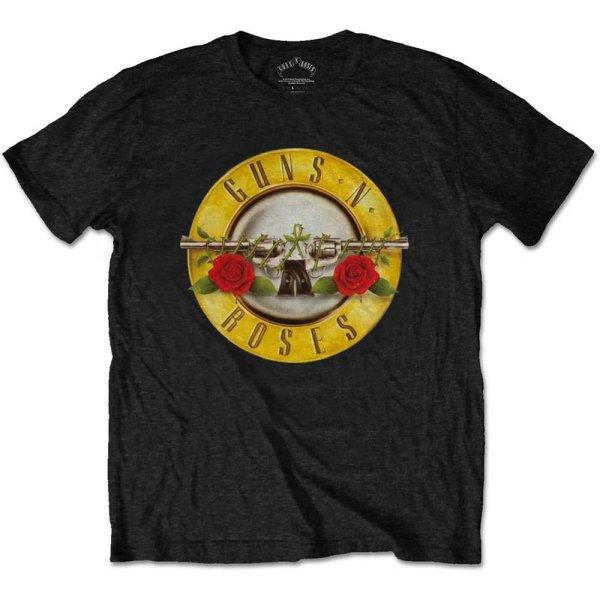 Guns n´ Roses Shirt Classic Logo