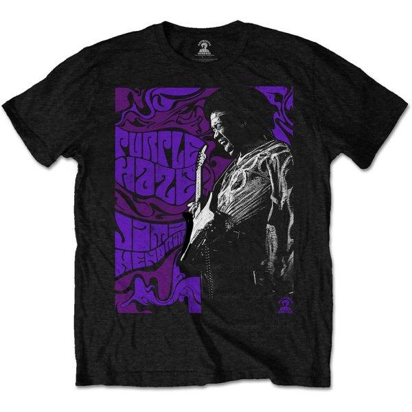 Jimi Hendrix Shirt Purple Haze