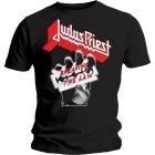 Judas Priest Shirt Breaking the law