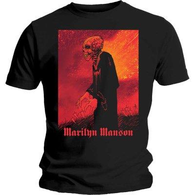 Marilyn Manson Shirt Mad Monk