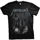 Metallica Shirt Hammett Ouija Guitar