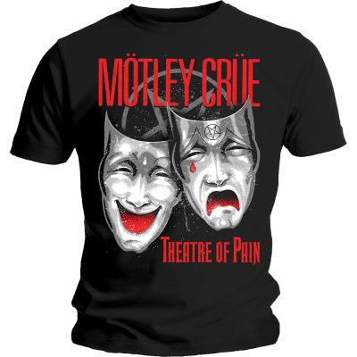 Mötley Crüe Shirt Theatre of Pain Cry