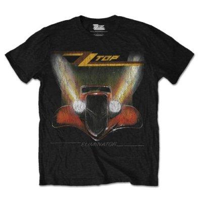 ZZ Top Shirt Eliminator