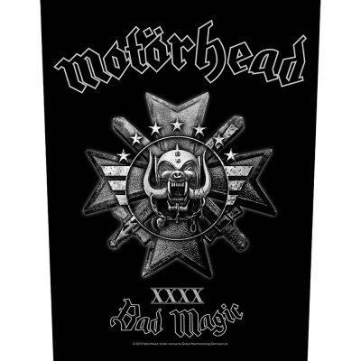 "Motörhead Backpatch ""bad magic"" schwarz..."
