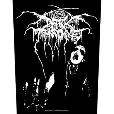"Darkthrone Backpatch ""transylvanian hunger""..."