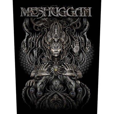 "Meshuggah Backpatch ""Musical Deviance"" schwarz..."