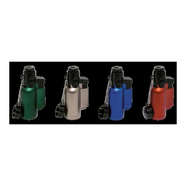 EurojetFlameTorchbrenner 4 verschiede Farben
