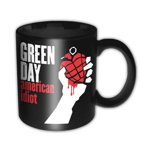Green Day American Idiot Mug / Tasse