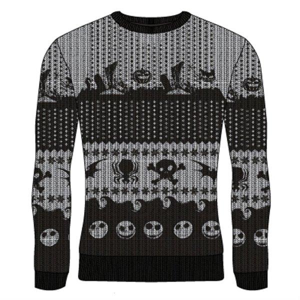 Nightmare Before Christmas - Symbols Strickpulli Lizensierte Ware