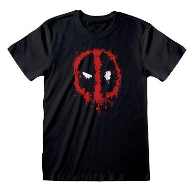 Marvel Comics Deadpool – Splat T Shirt