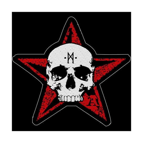 Alchemy Dead Man`s Rest Standard Patch offiziell lizensierte Ware