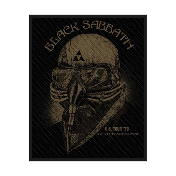 Black Sabbath Lord Of This World Standard Patch offiziell lizensierte Ware