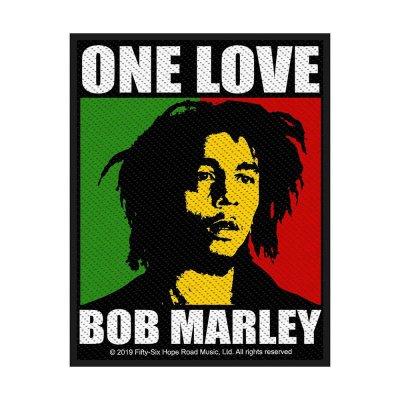 Bob Marley One Love Standard Patch offiziell lizensierte...