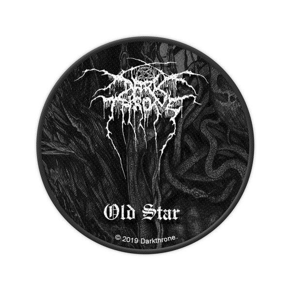 Darkthrone Old Star Standard Patch offiziell lizensierte Ware