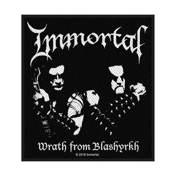 Immortal Wrath Of Blashyrkh Standard Patch offiziell lizensierte Ware