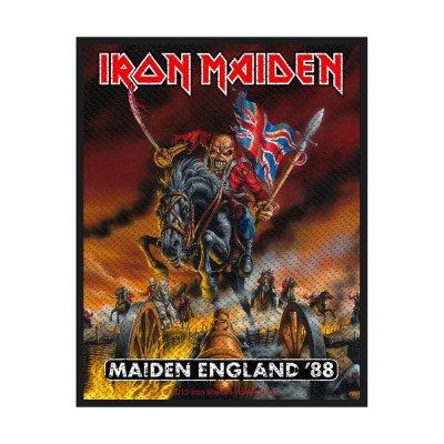 Iron Maiden Maiden England Standard Patch offiziell...