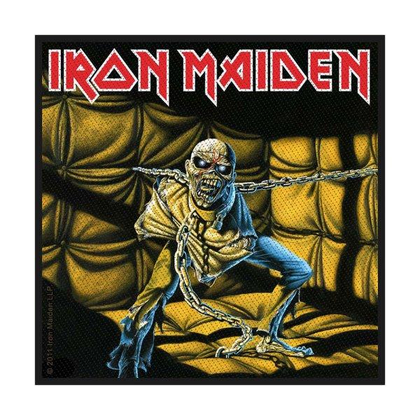 Iron Maiden Piece of Mind Standard Patch offiziell lizensierte Ware