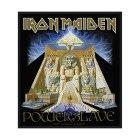 Iron Maiden Powerslave Standard Patch offiziell lizensierte Ware