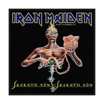 Iron Maiden Seventh Son Standard Patch offiziell...