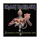 Iron Maiden Seventh Son Standard Patch offiziell lizensierte Ware