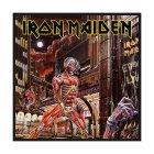 Iron Maiden Somewhere in Time Standard Patch offiziell lizensierte Ware