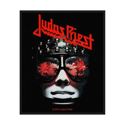 Judas Priest Hell Bent For Leather Standard Patch...