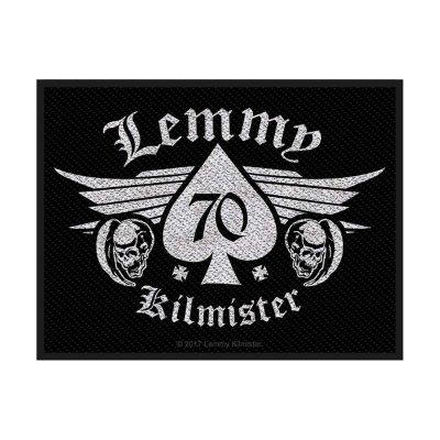 Lemmy 70 Standard Patch offiziell lizensierte Ware