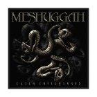 Meshuggah Catch 33 Standard Patch offiziell lizensierte Ware
