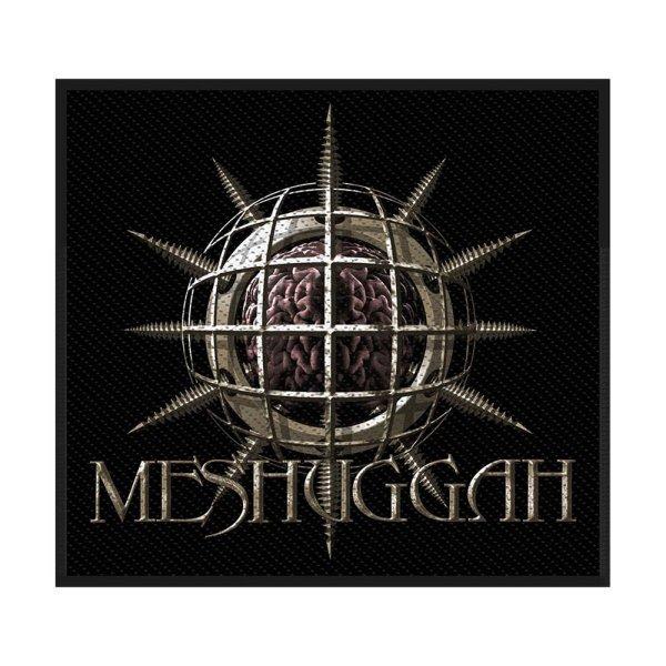 Meshuggah Chaosphere Standard Patch offiziell lizensierte Ware