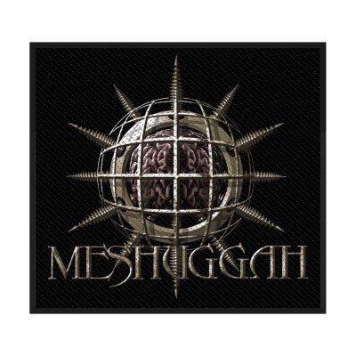 Meshuggah Chaosphere Standard Patch offiziell lizensierte...