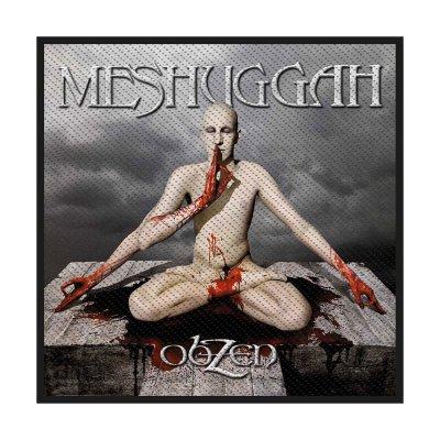 Meshuggah Obzen Standard Patch offiziell lizensierte Ware