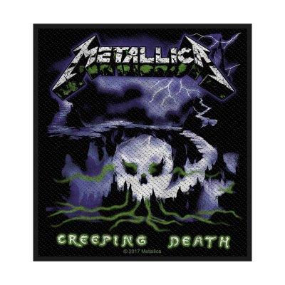 Metallica Creeping Death Standard Patch offiziell...