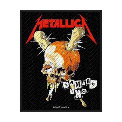 Metallica Damage Inc. Standard Patch offiziell...