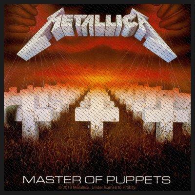 Metallica Master Of Puppets Standard Patch offiziell...