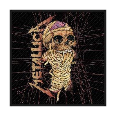 Metallica One Standard Patch offiziell lizensierte Ware