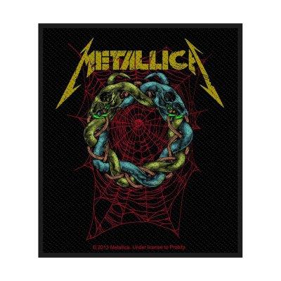 Metallica Tangled Web Standard Patch offiziell...
