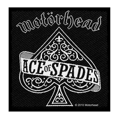 Motörhead Ace Of Spades Standard Patch offiziell...