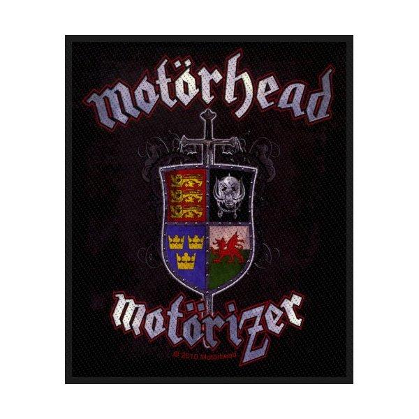 Motörhead Motörizer Standard Patch offiziell lizensierte Ware