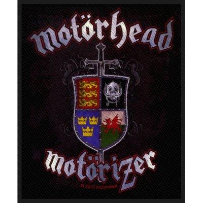 Motörhead Motörizer Standard Patch offiziell...